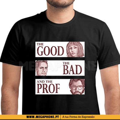 The Good Bad Prof shirt