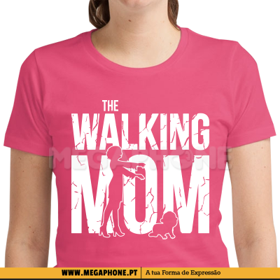 The walking mom shirt