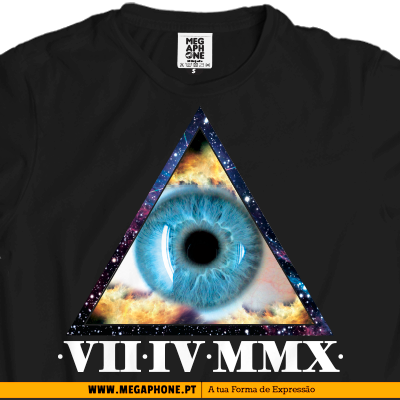 Eye Triangle tshirt