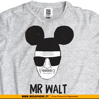 Mr Walt shirt breaking bad