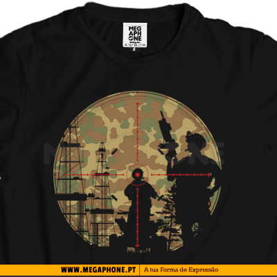Mira shoot gun counter strike csgo shirt
