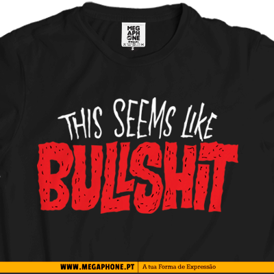 This seems like bullshit shirt