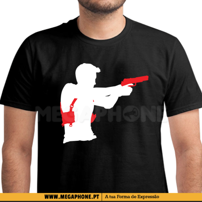 Uncharted shirt