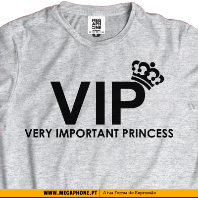 Vip princess T-shirt
