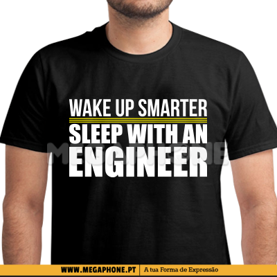 Wake up smarter shirt