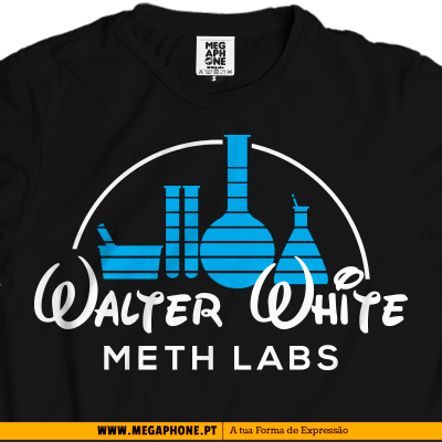 Walter White Breaking bad shirt