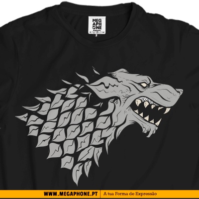 Game of Thrones Winter is coming tshirt