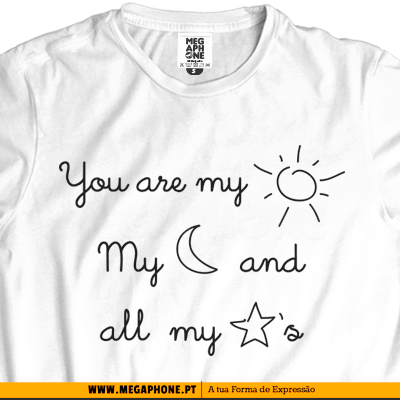 You are my sun shirt